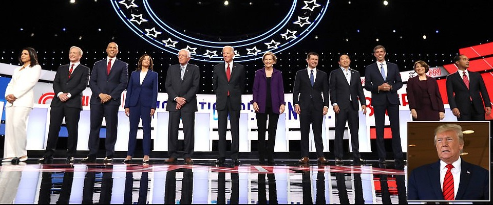 """ELECTION 2020: Democrats Declare Unity On One Thing: """"Trump is Most Corrupt President In Our History"""""""
