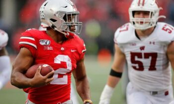 BUCKEYES Bulldoze Badgers – #3 Team Looks Unbeatable With Young & Dobbins Combo