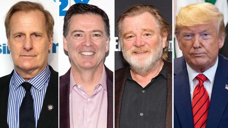 Jeff Daniels Set To Play James Comey in CBS Miniseries – Brendan Gleeson To Play Trump