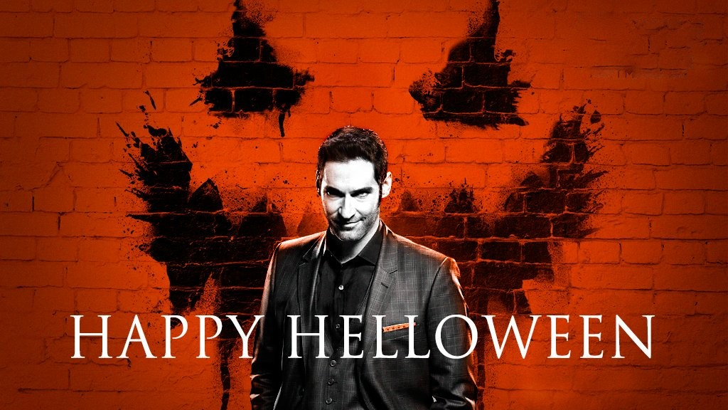 TV's Favorite LUCIFER & Our Favorite Helloween Episode