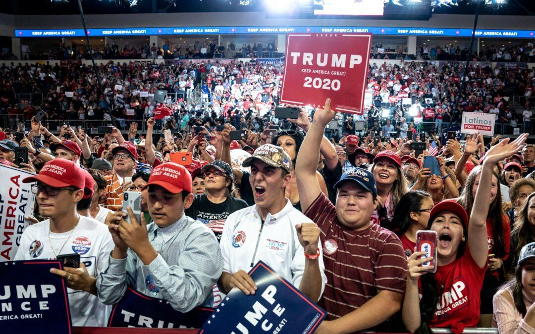 ELECTION 2020: Trump & RNC Raise $125 Million – Presidential Fundraising Record