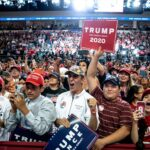 ELECTION 2020: Trump & RNC Raise $125 Million – Presidential Fundraising Record