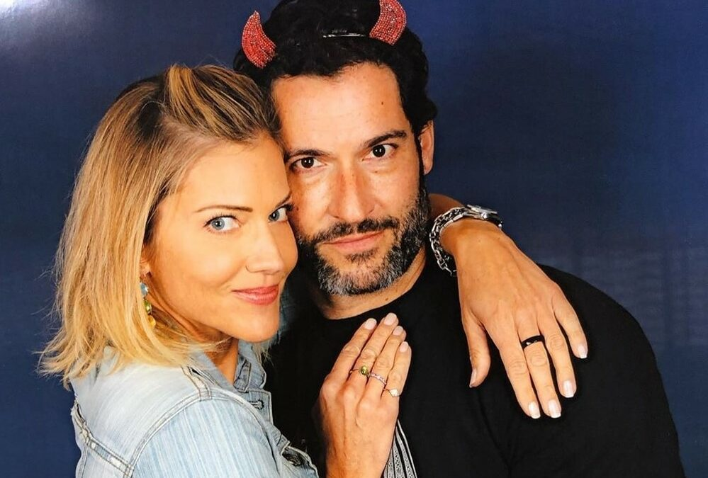 Hello Mum! Is LUCIFER Just Dreaming? CONFIRMED Tricia Helfer Back for Season 5