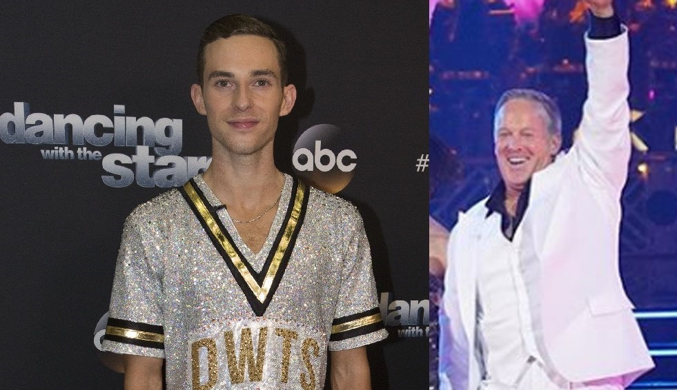 "Former DWTS Champ Adam Rippon SLAMS Show For Casting Sean Spicer – ""He Lied Every Single Day"""