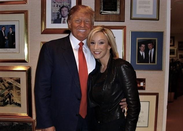 "Meet Trump's New ""Spiritual Adviser"" – Jesus Loves Cash & Prosperity She Preaches"