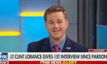 "Pardoned War Criminal Praises Trump On Fox News – ""I Love You, Sir"""