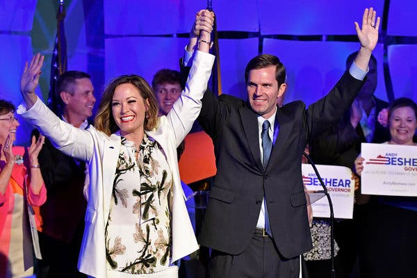 SHOCKER IN KENTUCKY! Pro-Trump GOP Governor LOSES – Democrats Celebrate In Ruby Red State