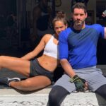 Lucifer's Lesley-Ann Brandt Offers Skype Call For Charity – Tom Ellis Challenges Fans To Help Out