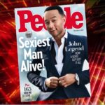 John Legend Is People's SEXIEST MAN ALIVE – Wife Chrissy's Reaction Is Priceless