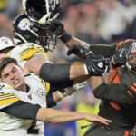 "NFL VIOLENCE – Browns Player Uses Helmet As WEAPON – ""This Is Barbaric Is What This Is"""