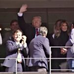Cheers & Support For Trump At 'Bama Game – Deep South Remains Republican Base