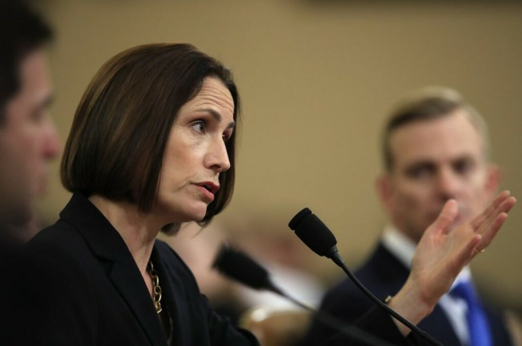 IMPEACHMENT: Hill Undercuts Trump's Defense, Testifies Biden Was Center Of Ukraine Call
