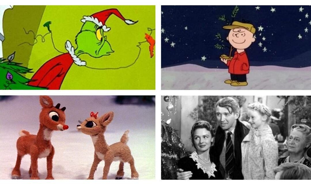 Here It Is! COMPLETE HOLIDAY TV GUIDE – 88 Specials & Movies To Enjoy