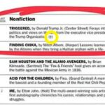 Trump Jr.'s New Book Is A #1 Best Seller (But Accused Of Bulk-Buying His Own Book!)