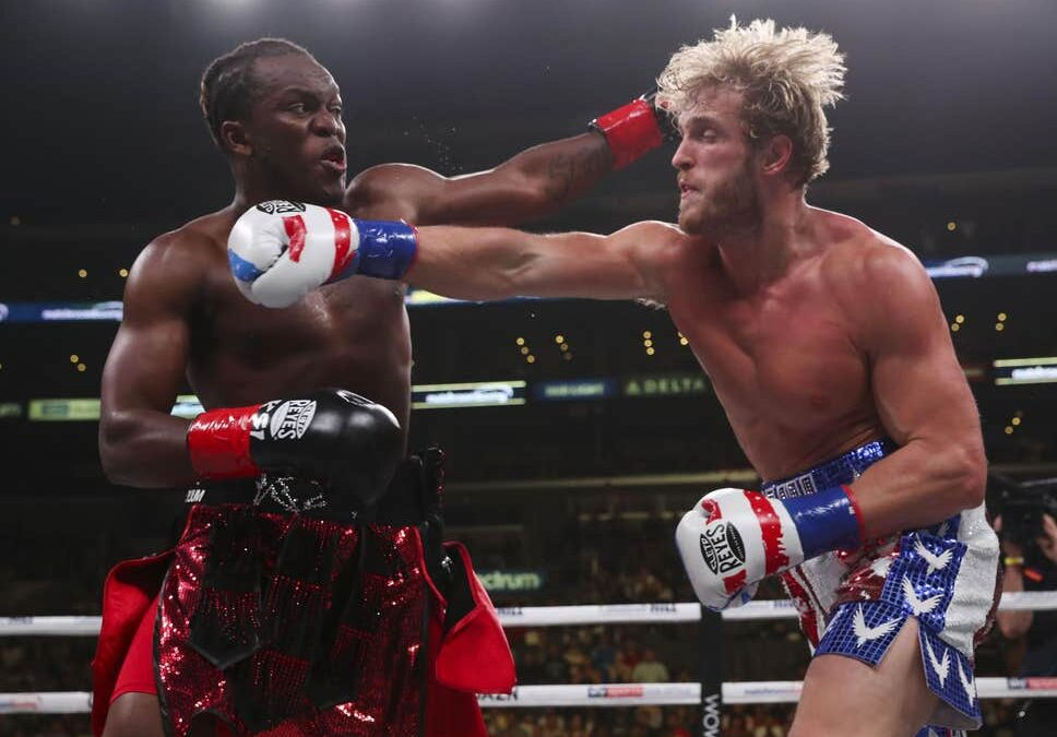 KSI Scores SPLIT DECISION Against Logan Paul – Fight Goes All 6 Scheduled Rounds