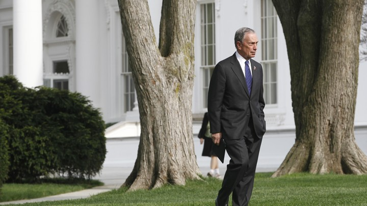 Billionaire Bloomberg Enters Presidential Race – Will Spend Millions In Super Tuesday States