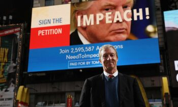 """Steyer Scoops Trump Campaign & Purchases """"Keep America Great"""" Domain"""