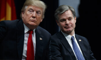 "Trump's FBI Director:  ""NO Evidence – NONE – Ukraine Interfered In '16 Election"""