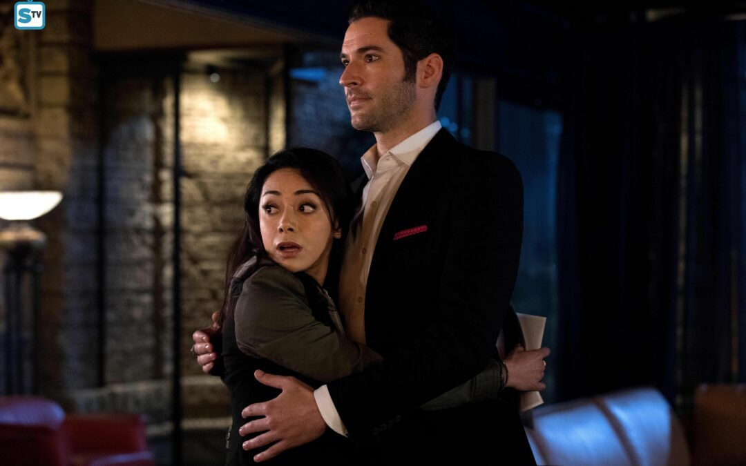 VOTE IN OUR POLL: Should Ella Finally Learn Lucifer's Identity? Aimee Garcia Weighs In On Debate