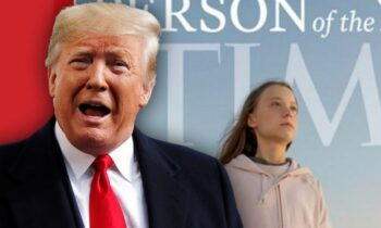 Trump MOCKS Teenager For Winning TIME Honor – Week After Melania Angrily Defended Her Son
