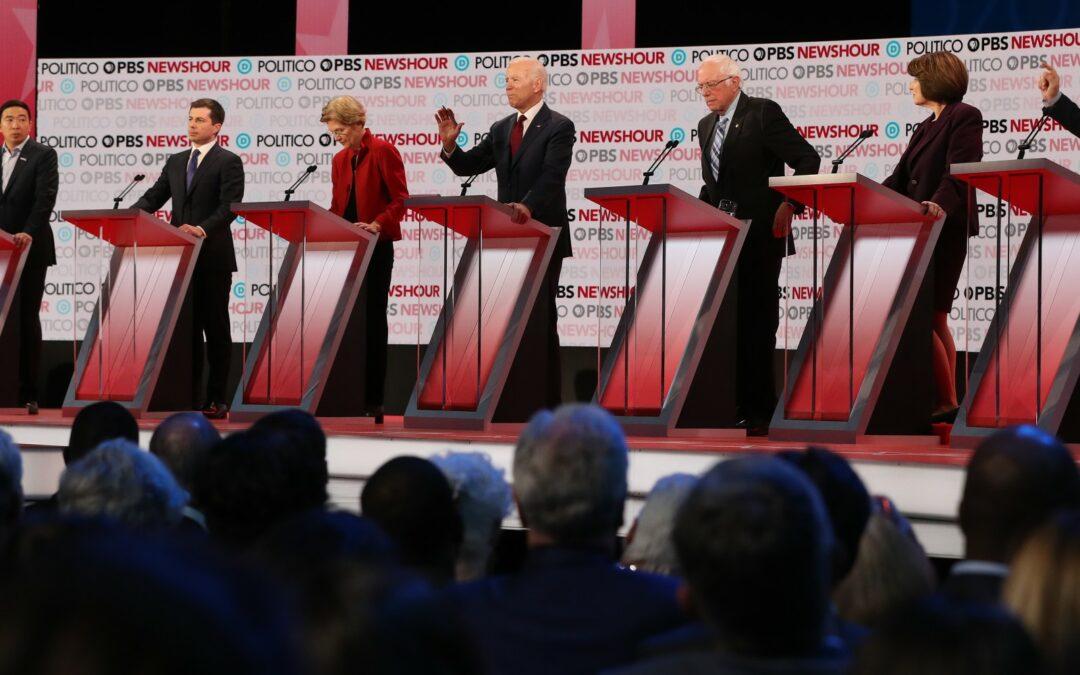 Biden's BEST Debate As Buttigieg Takes Fire Just 46 Days Before Iowa Caucus