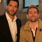 Lucifer & Constantine In New Series? Tom Ellis & Matt Ryan Would Be Quite A Team