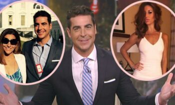 """Cheater & Adulterer Jesse Watters Claims Female Journalists """"Sleep With Sources"""""""
