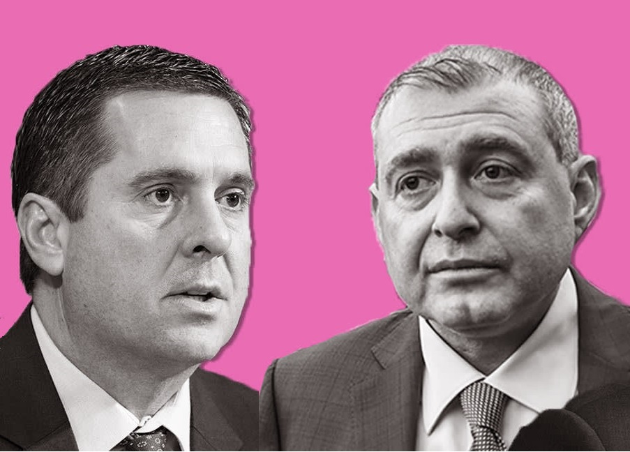 IMPEACHMENT TRIAL: Top Nunes Aide Had EXTENSIVE Contact With Lev Parnas - Jim Heath TV