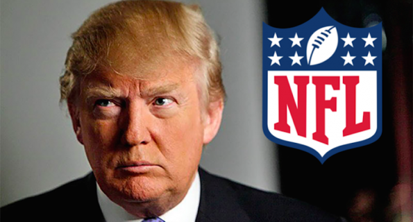 Trump Matches Bloomberg Buy & Will Spend $10 Million On Super Bowl Ad