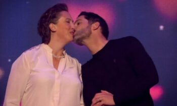 "Tom Ellis Reveals Special Nickname ""CCS"" During Sweet Miranda Reunion"