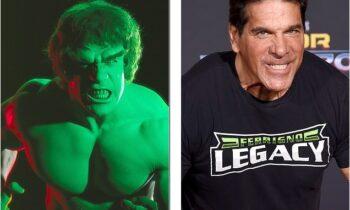 TV's 'Hulk' Lou Ferrigno America's Newest Sheriff's Deputy In New Mexico