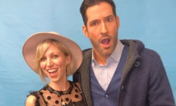 WATCH: Debbie Gibson Sings With Tom Ellis – Together For Lucifer MUSICAL Episode