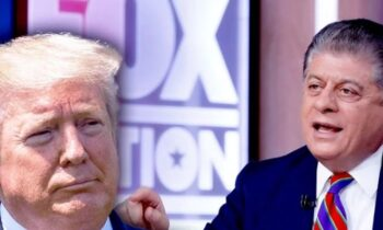 """Fox's Napolitano Makes Damning Case for Trump's Conviction: """"Evidence is Ample & Uncontradicted"""""""