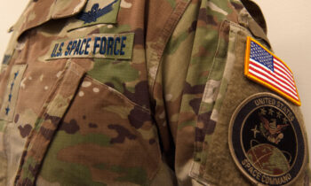 Space Force MOCKED For Unveiling Camouflage Uniforms