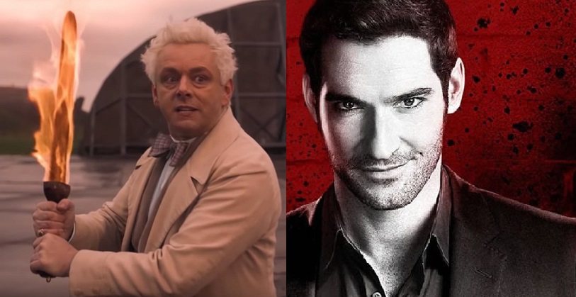 Is Good Omens Star Michael Sheen Next In Line To Play Lucifer?