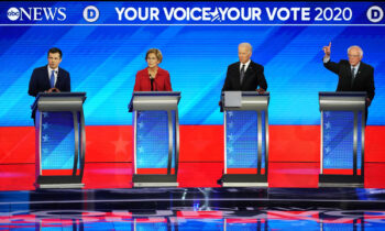 Buttigieg Takes Fire At Democratic Debate – Biden Concedes New Hampshire – Bloomberg Waits