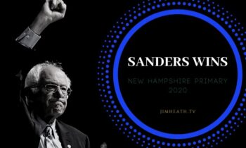 Sanders WINS New Hampshire Primary – Yang Exits Race – Biden & Warren Campaigns On Life Support
