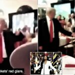 Trump Fidgets During National Anthem – Russian Real Estate Agent Takes Video