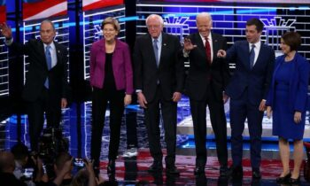Ratings For 9th Democratic Debate Sets RECORD For Party – Bloomberg A Big Draw