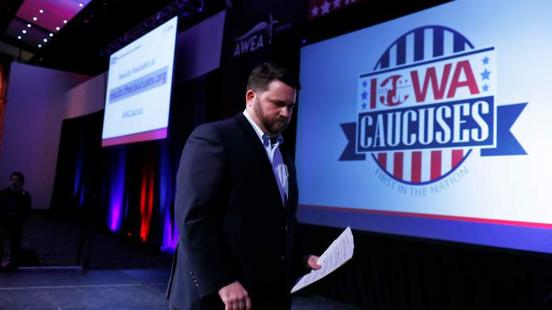 Iowa's Democratic Party Chairman QUITS After Caucus Debacle