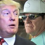 After Pardoning War Criminals, Trump Turns Attention To Pete Rose