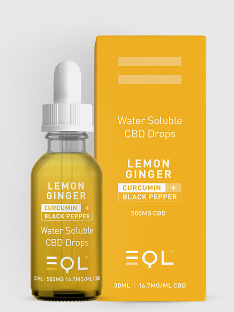 Water Soluble CBD Drops
