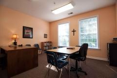 Bible-Sitting-on-Table-at-Burlington-Christian-School-NC
