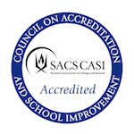 SACS CASI Accreditation Logo