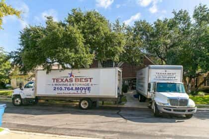 moving company san antonio