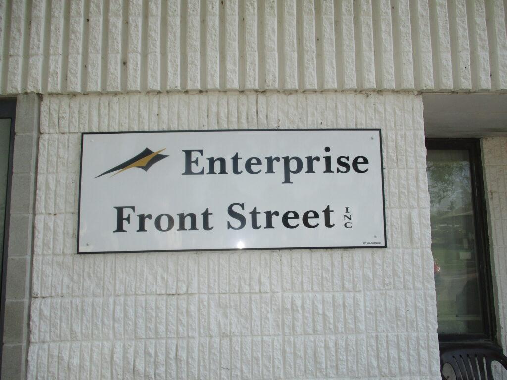 Dana O'Brien - Enterprise Front