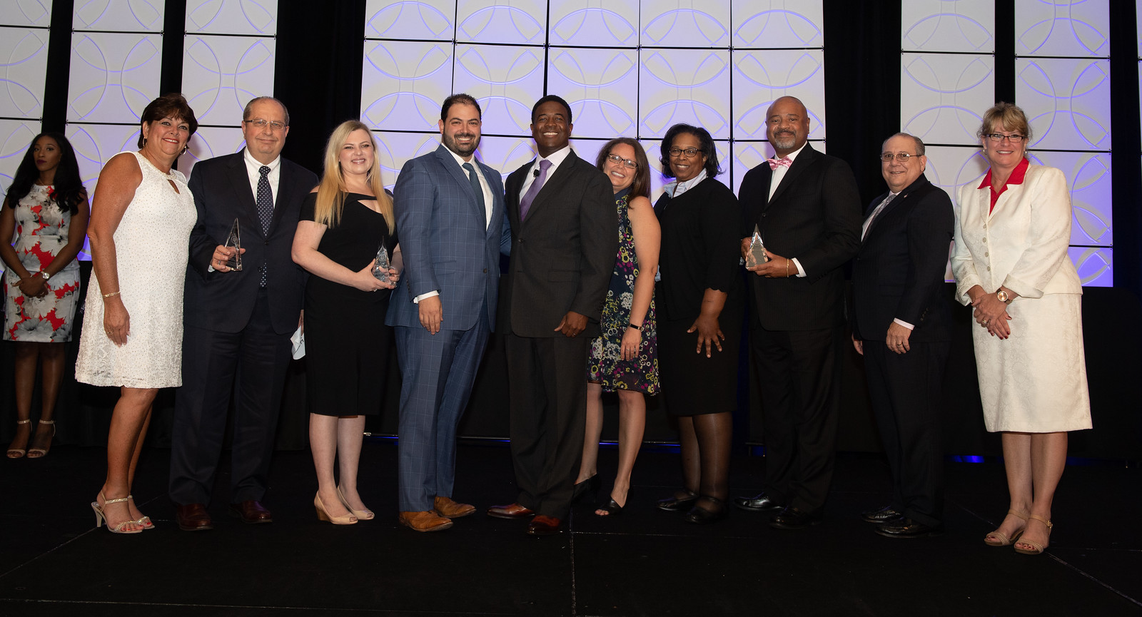 The Nunn-Perry Awards Dinner is held at the Rosen Center Hotel in Orlando, FL., Aug. 16, 2018. (U.S. Army photo by Joseph B. Lawson)