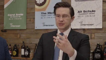 Pierre Poilievre on Between Brian and Dave