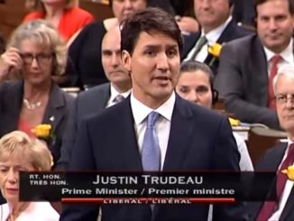 Justin Trudeau condemned Israel but not Hamas.