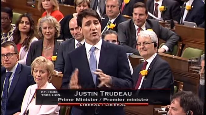 PM Justin Trudeau doesn't want to say what a carbon tax will cost you.